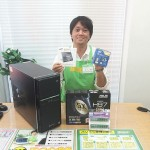 最新CPUとSSDを搭載!旧PCをアップグレード・奈良県天理市M様