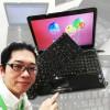 【dynabook PT351】ノートPCキーボード交換修理・奈良県御所市Y様
