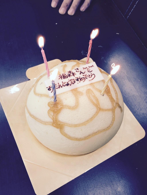 スフレ風ケーキ