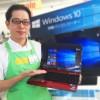 【NEC LaVie LS350/E】Windows10から7への復元・奈良県北葛城郡O様