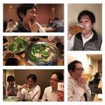 QLiCKスタッフ、風神 近鉄五位堂店さんで新年会開催!よっしーが宴会の様子をご紹介!