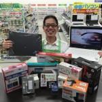 スタートの季節、パソコンの買い替えにも最適な「新商品フェア」を2月25日から3月20日まで開催