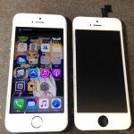 【iPhone 5S水没復旧】海水へ落下→起動不可【奈良県北葛城郡王寺町M様】