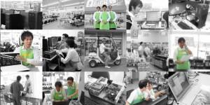パソコンショップQLICK香芝本店
