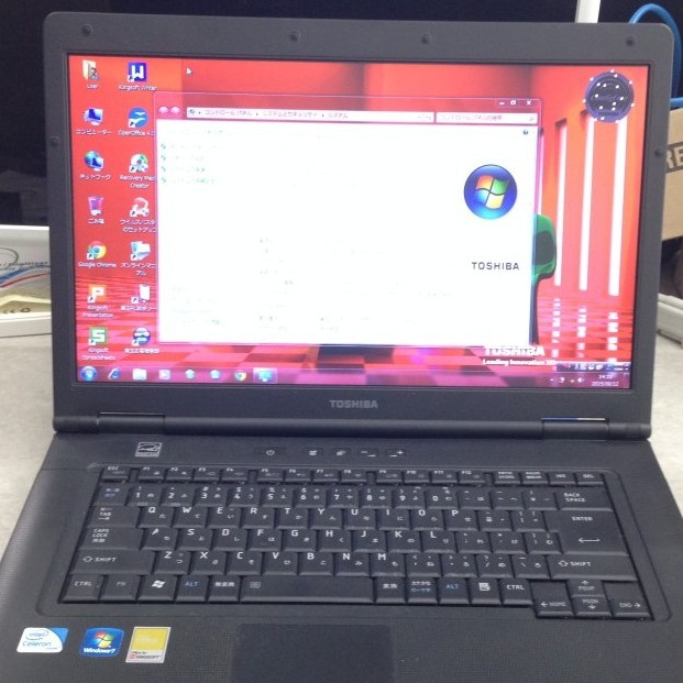 Windows7搭載中古